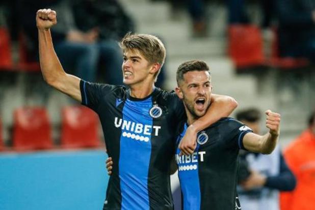 Croky Cup - Le FC Bruges premier qualifié pour la finale