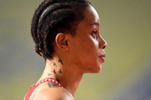 Mondiaux d'athlétisme - Victoire surprise de la Bahreïnienne Salwa Eid Naser sur 400m, 3e chrono de l'histoire