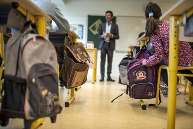 Trente-huit pourcents du personnel scolaire possède des anticorps contre le coronavirus