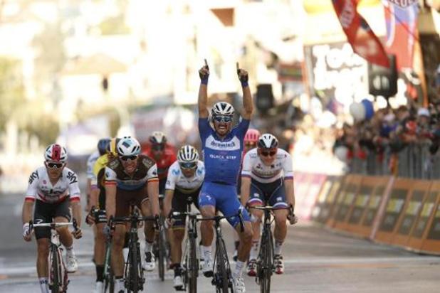 Tirreno-Adriatico, Milan-Sanremo et le Tour de Sicile sont également reportés