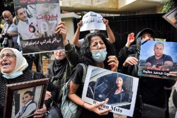 Explosions à Beyrouth - Liban: heurts entre policiers et manifestants, des blessés