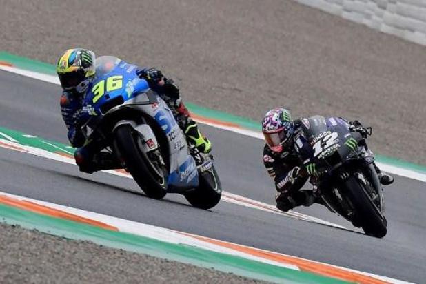 Deux courses au Qatar en mars et avril pour lancer le championnat du monde de vitesse pure