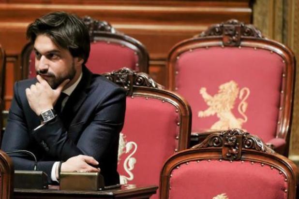 Georges-Louis Bouchez accède à la présidence du Mouvement Réformateur