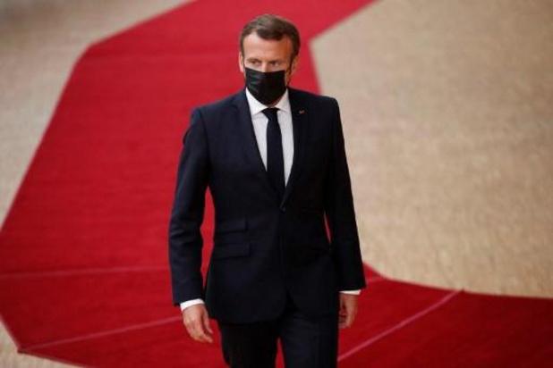 "Djihadistes ""syriens"" au Karabakh: un fait ""très grave"", selon Macron"