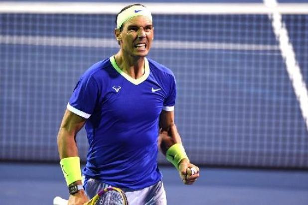 Blessé au pied, Rafael Nadal se retire du tournoi