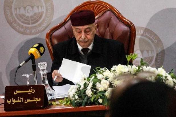 Conflit en Libye - Le président du Parlement libyen ratifie une loi sur l'élection présidentielle