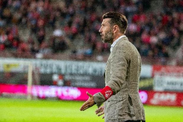 La valse des entraîneurs 2021-2022 en Jupiler Pro League