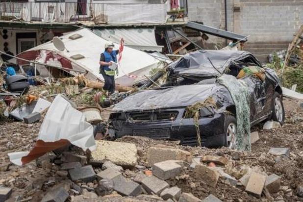 Noodweer - Al 93 doden geteld in westen van Duitsland