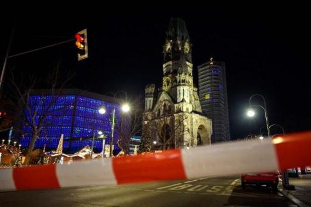 Fausse alerte à Berlin après l'évacuation d'un marché de Noël