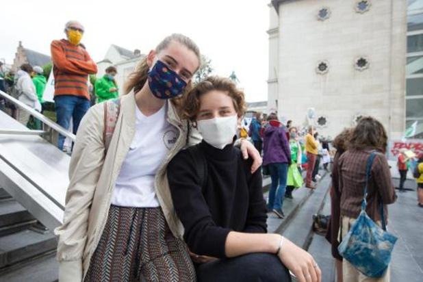 Adélaïde Charlier et Anuna De Wever disent non à l'accord commercial avec le Mercosur