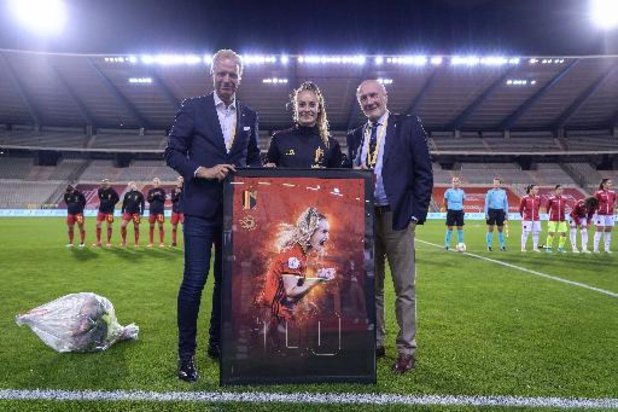 Red Flames - La Belgique offre un récital offensif contre l'Albanie
