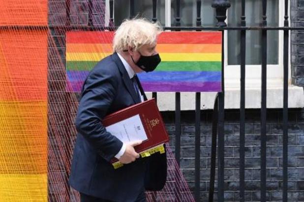 Les Britanniques probablement débarrassés de l'obligation du port du masque le 19 juillet