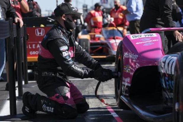 IndyCar - Le Brésilien Castroneves gagne les 500 Miles d'Indianpolis pour la 4e fois