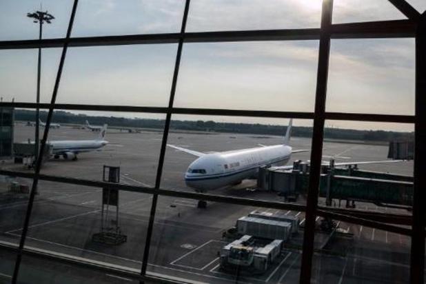 China hervat geleidelijk aan internationale vluchten naar Peking