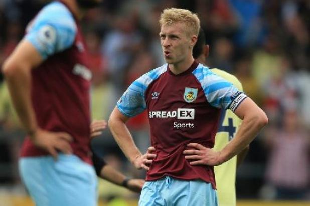 Le capitaine de Burnley, Ben Mee, positif au Covid-19