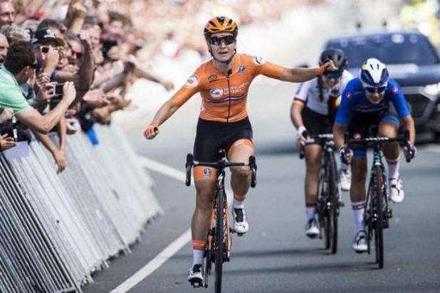 Nederland vaardigt Mathieu van der Poel af, Amy Pieters verdedigt titel