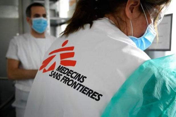 Cinq ONG s'inquiètent de l'hébergement et l'accès aux soins en période de Covid