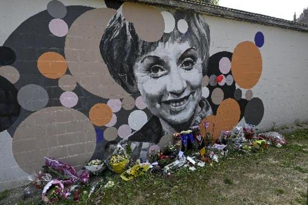Ville de Bruxelles - Riverains et fans bientôt consultés sur le remplacement de la fresque d'Annie Cordy