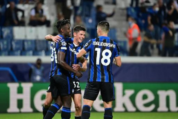 Atlanta klopt Young Boys, Zenit is te sterk voor Malmö