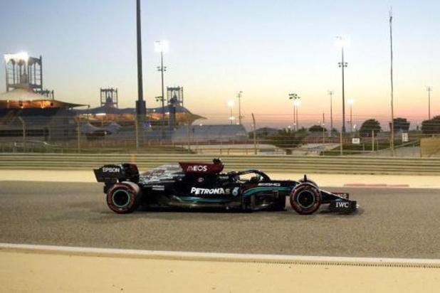 Lewis Hamilton en pole position pour décrocher un 8e titre historique