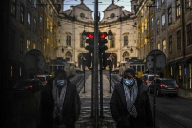 Meer dan 300 doden op 24 uur in Portugal, sluit grens met Spanje