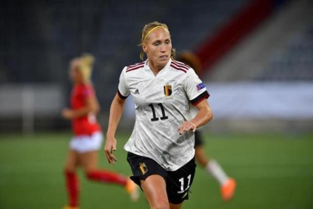 """Red Flames - Janice Cayman sera prête pour le déplacement en Lituanie: """"Seule la victoire comptera"""""""