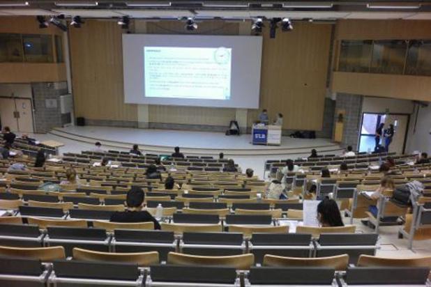 Coronapandemie heeft positief effect op slaagcijfers VUB-studenten