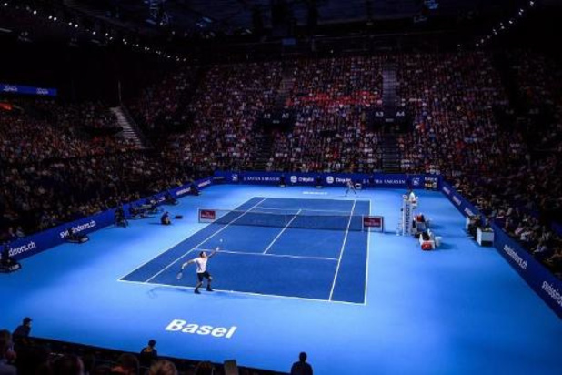 Le tournoi ATP de Bâle annulé