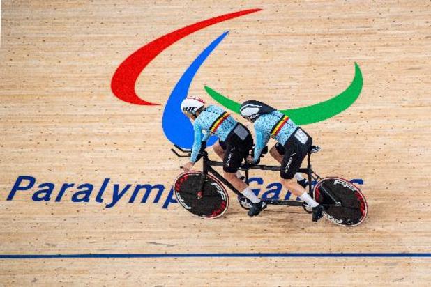 Jeux Paralympiques - Griet Hoet en piste pour le bronze sur 3km