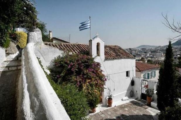 La Grèce en confinement général à partir de lundi