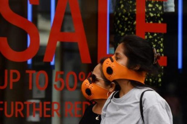En Angleterre, port du masque obligatoire dans les magasins à partir du 24 juillet