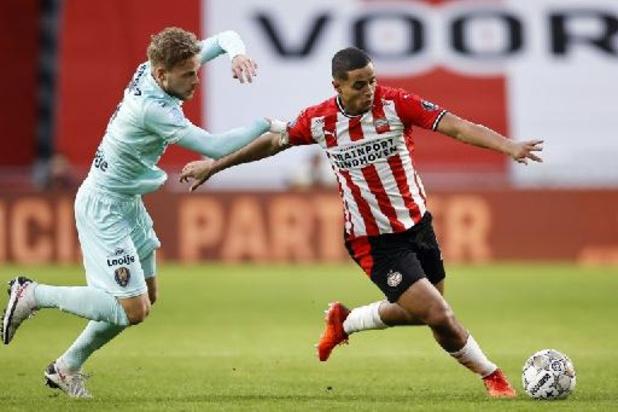 Mohamed Ihattaren ruilt PSV voor Juventus