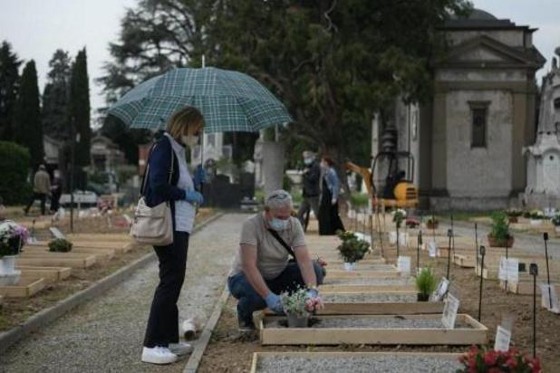 168.000 meer sterfgevallen in EU tussen maart en juni