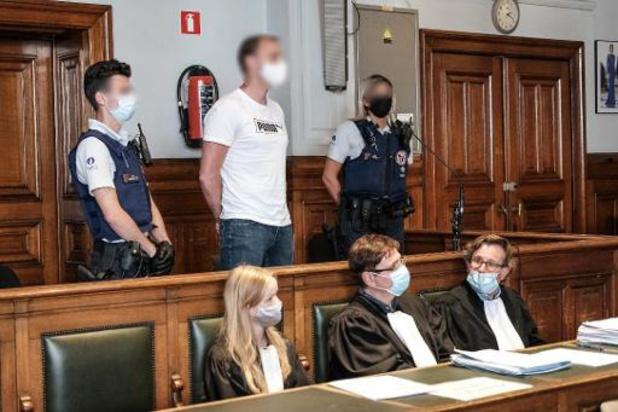 L'accusé du meurtre de Wivinne Marion présente des traits de personnalité psychopathique