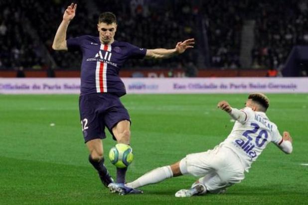 Le PSG qualifié pour les demies de la Coupe de France après un large succès à Dijon