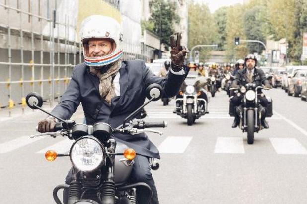 Distinguished Gentleman's Ride 2020