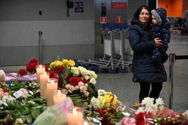 Crash Teheran - Europees Agentschap voor Veiligheid van Luchtvaart raadt vluchten boven Iran af