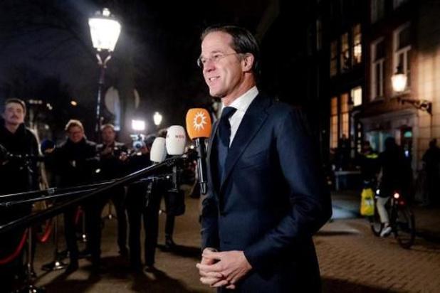 Coronavirus - Pays-Bas: le Premier ministre espère un assouplissement des mesures d'ici Pâques