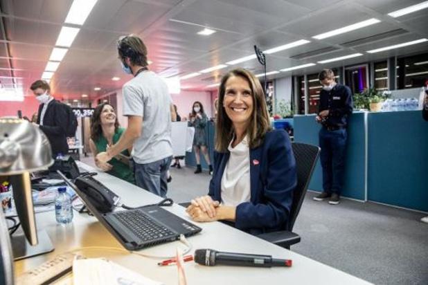 Formation fédérale - Sophie Wilmès est présente aux négociations