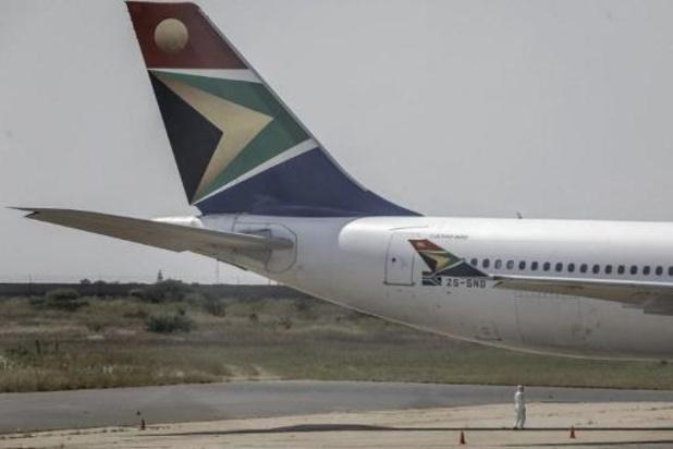 South African Airways cesse ses activités en raison d'un manque de liquidités