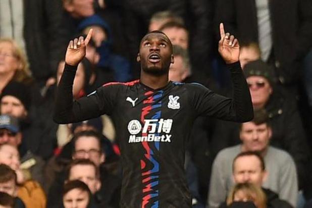 Crystal Palace battu à Everton malgré le premier but de la saison de Christian Benteke