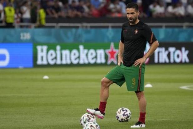 """Euro 2020 - Joao Moutinho: """"Il va falloir contrôler les Belges collectivement"""""""