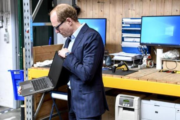 Nog 12.600 laptops nodig voor kwetsbare leerlingen