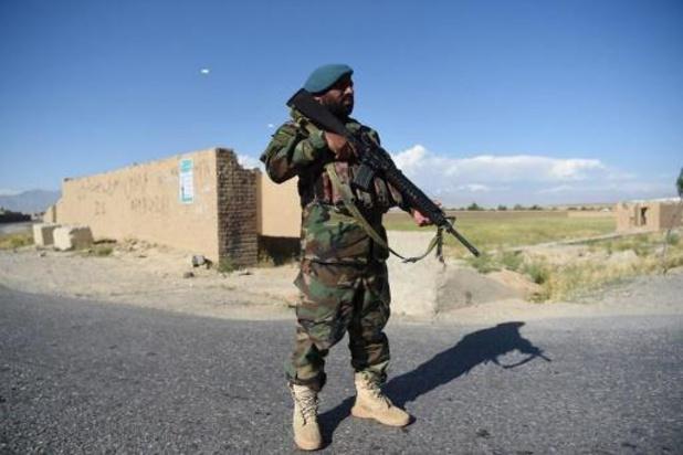 Minstens 14 Afghaanse grenssoldaten gedood bij aanval van taliban