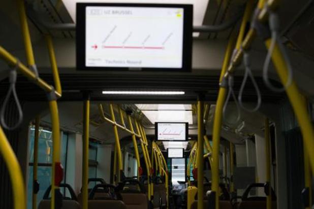 Hinder op Antwerpse stadsbussen door spontane staking
