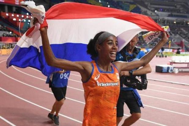 Mondiaux d'athlétisme - Sifan Hassan, entraînée par Alberto Salazar, remporte le 1500 m après le 10.000 m