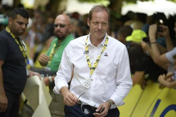 """Late start zal enorme succes niet beletten"", zegt Tour-baas Prudhomme"