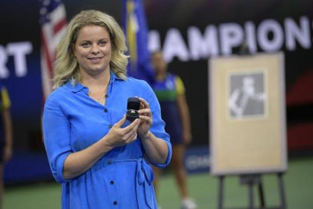 Kim Clijsters reprendra la compétition en mars au tournoi de Monterrey, au Mexique