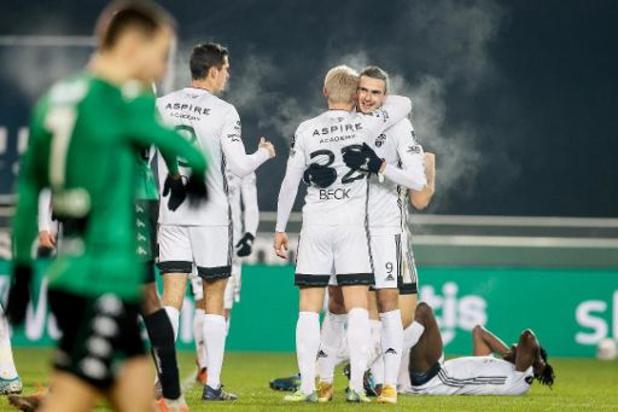 Pro League bestraft vieringen van Eupen en Cercle Brugge