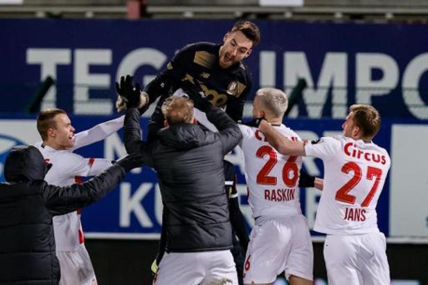 Standard - Antwerp et Charleroi - FC Bruges à l'affiche de la 26e journée